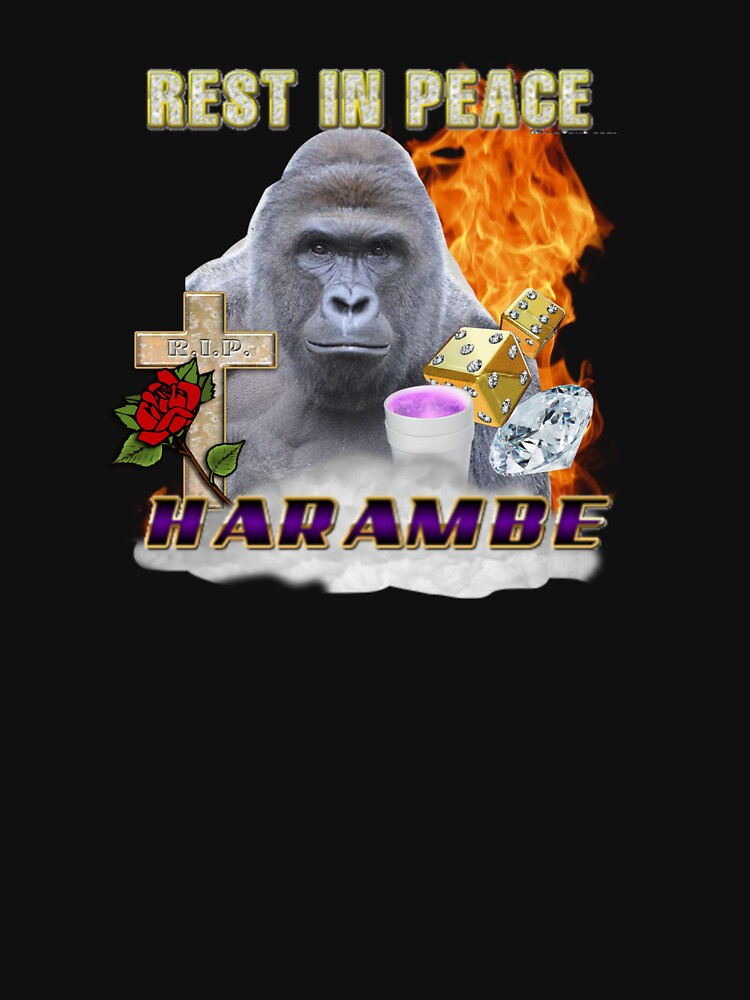 I FEEL LIKE HARAMBE  | Unisex T-Shirt