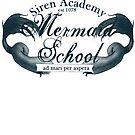 Mermaid School by mrsxandamere