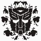 Autoblots (black) by MightyRain