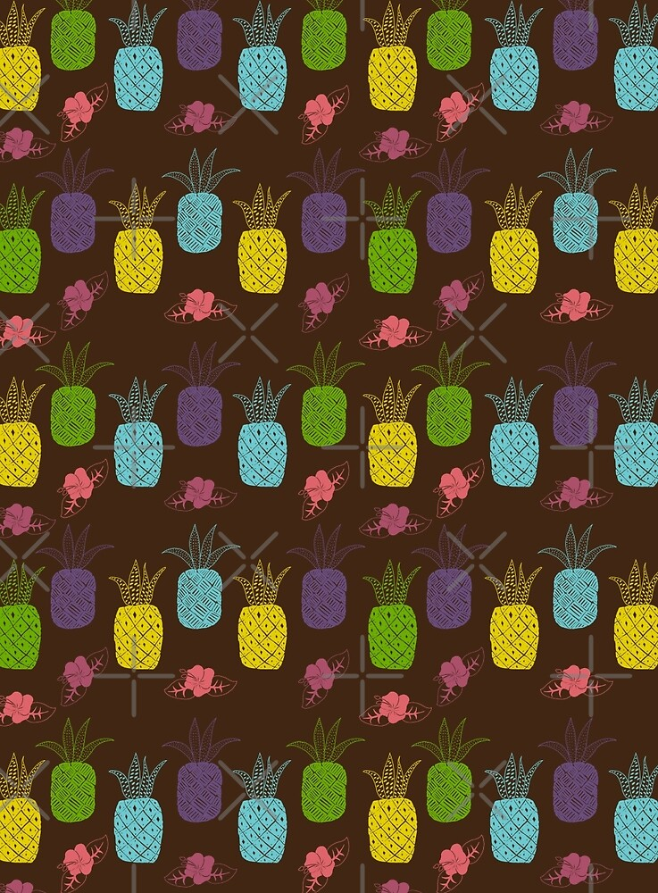 Pineapples by SVaeth