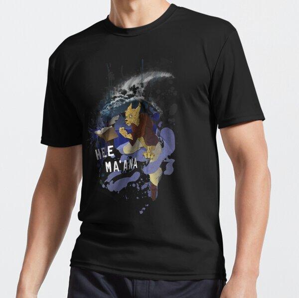 Hele Ink Shirt Active T-Shirt