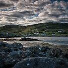 Early Morning in Castlebay, Barra by Kasia-D