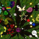 Hippie-dom by WildestArt