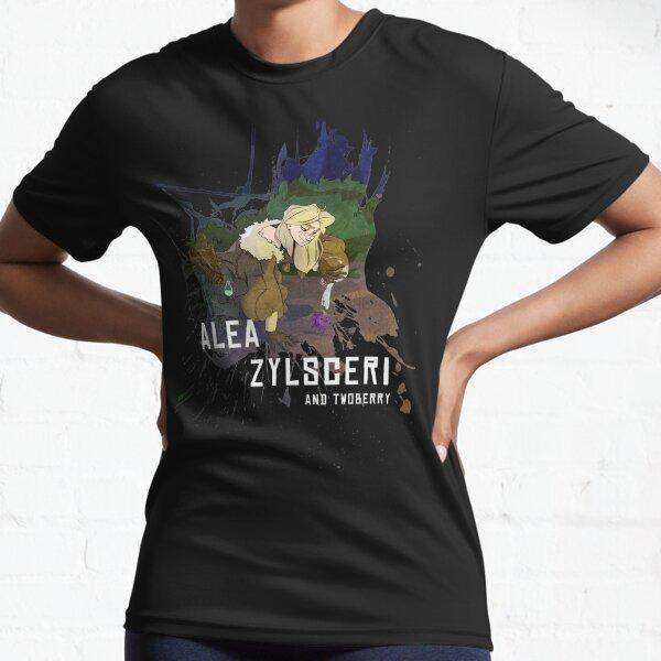 Alea Ink Shirt Active T-Shirt