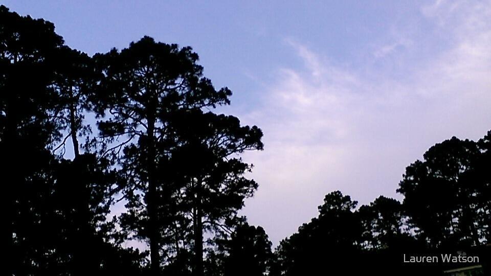 Pretty Sky by Lauren Watson