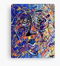 Faint Mind Canvas Print