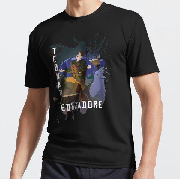 Tedward Ink Shirt Active T-Shirt