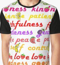 Fruit of the Spirit Graphic T-Shirt