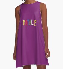 Natalie - Your Personalised Merchandise A-Line Dress