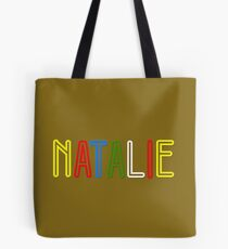 Natalie - Your Personalised Merchandise Tote Bag