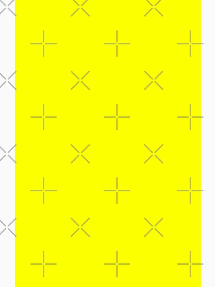 Neon fluorescent Yellow | Yellow|neon Yellow/Fluro Yellow by ozcushions