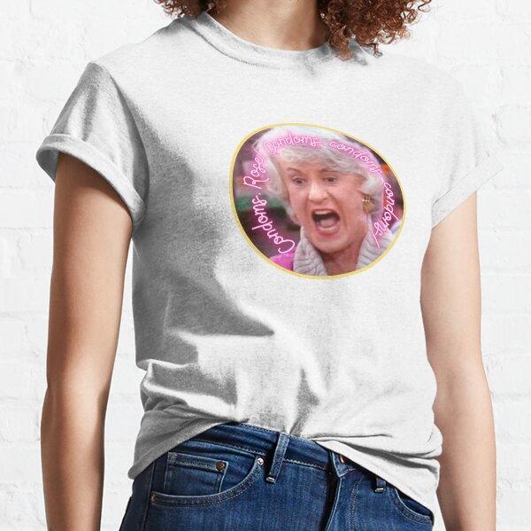 Condoms, Rose! Classic T-Shirt