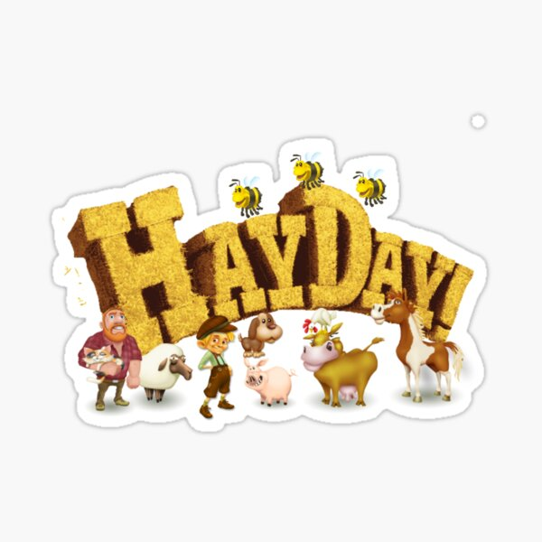 HayDay! Sticker
