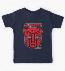 Alphabot Kids Clothes