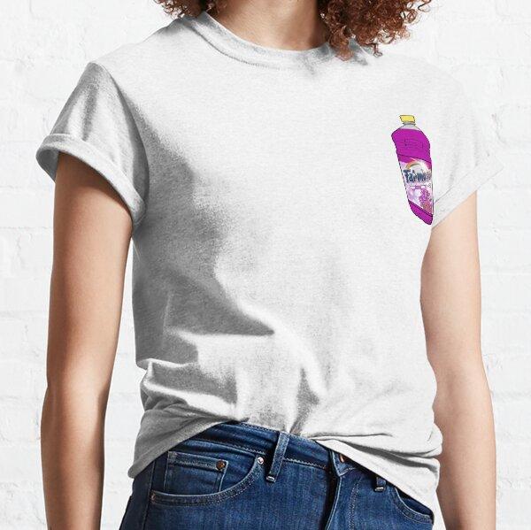 Pink fabuloso sticker design  Classic T-Shirt