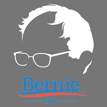 Bernie Sanders Transparan by LeylaTanlar