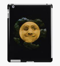 Voyage Sur Jupiter iPad Case/Skin