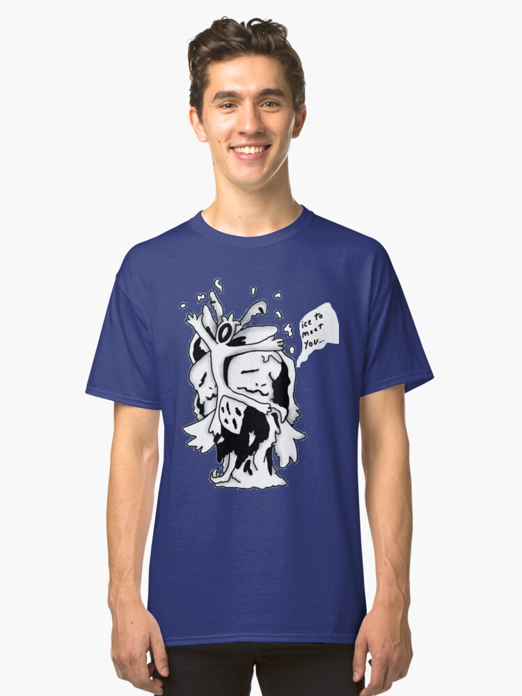 Snowdrake's Mother Classic T-Shirt Front