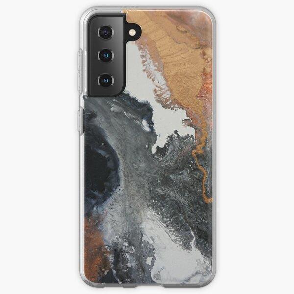 Mono Copper  Samsung Galaxy Soft Case