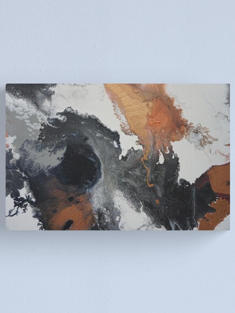 Alternate view of Mono Copper  Canvas Print