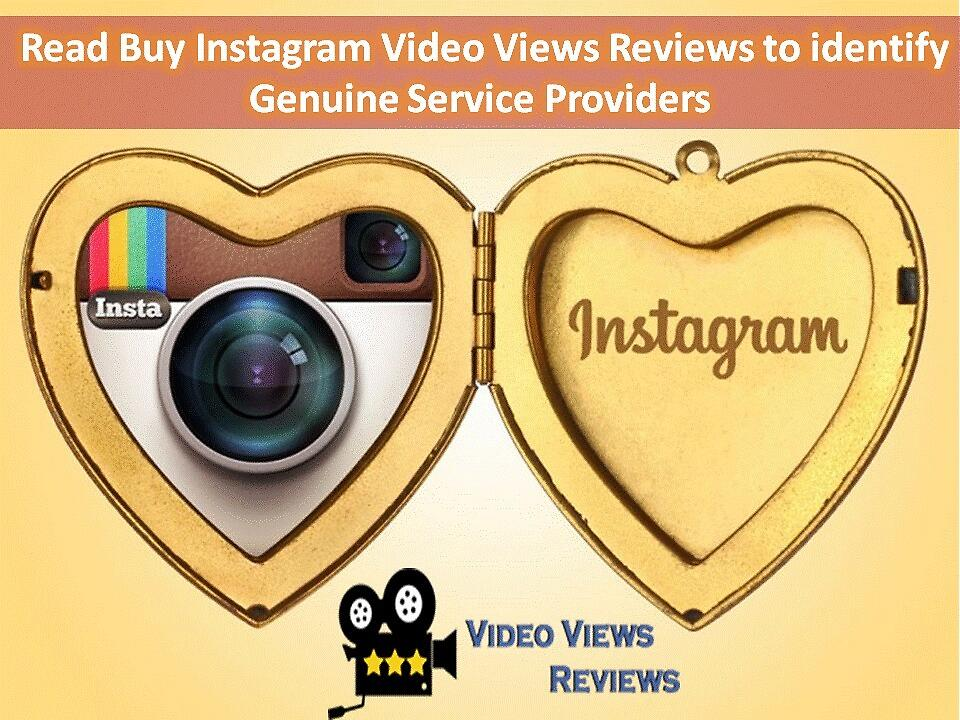 Read Buy IG Video Views Reviews to Uncover Genuine Firm by Videoviewsrevie
