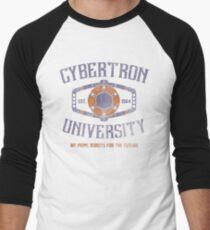 Cybertron University Men's Baseball ¾ T-Shirt