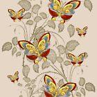 Träume von Schmetterlingen von LoneAngel