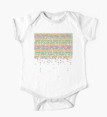 Pixel Drops Kids Clothes