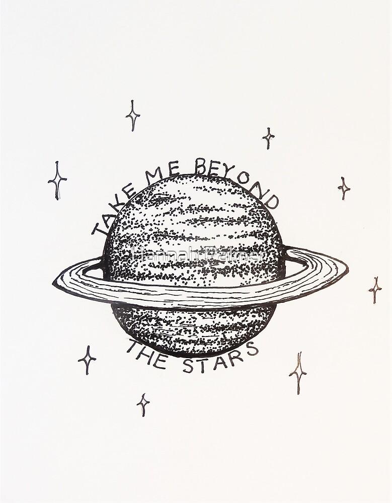 """Take me Beyond the Stars"" by Hannah Palmer"