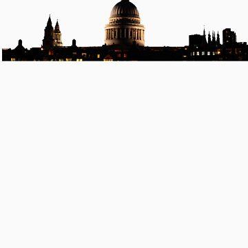 London Skyline 1 by EMAGICSTUDIOS