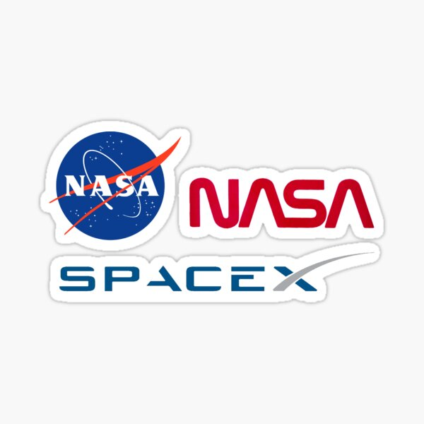 Space pack Sticker
