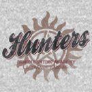 Hunters Academy by Arinesart