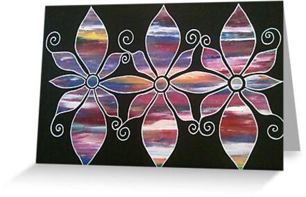 FLOWER SUNRISE by cooeechris