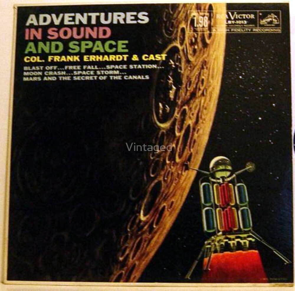 Adventures in Sound And Space by Vintaged
