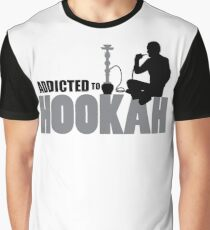 Hookah/Shisha Wearables Graphic T-Shirt
