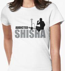 Hookah/Shisha Wearables Women's Fitted T-Shirt
