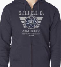 SHIELD Academy Zipped Hoodie