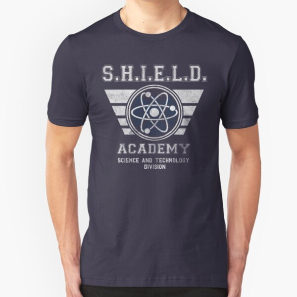 SHIELD Academy Slim Fit T-Shirt