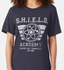 SHIELD Akademie Slim Fit T-Shirt