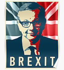 Michael Gove Brexit Poster