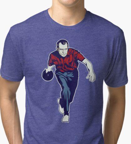 Nixon Bowling Tri-blend T-Shirt