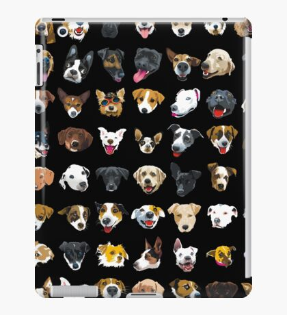 pooches iPad Case/Skin