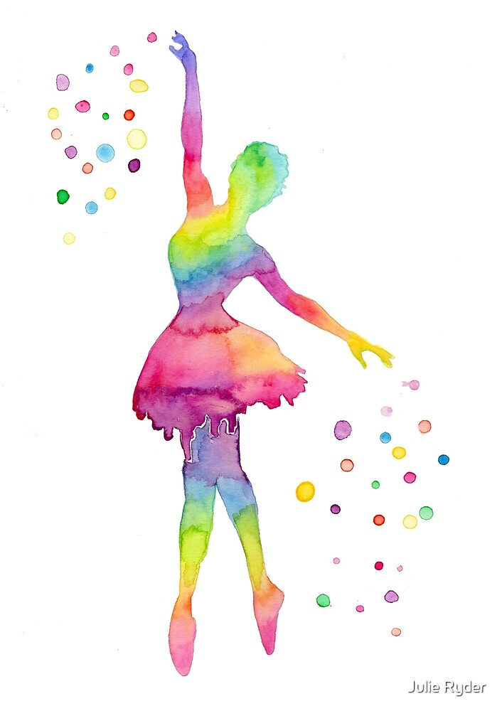 Ballerina Girl by Julie Ryder