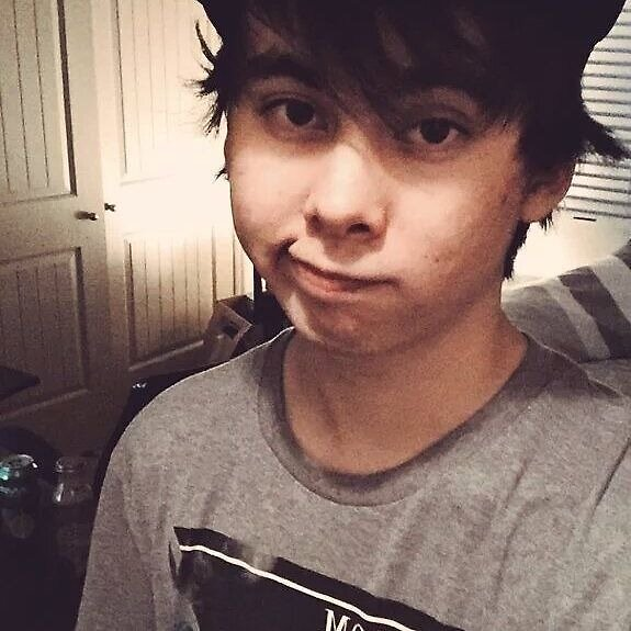LeafyIsHere Picture by Tabitha Stump