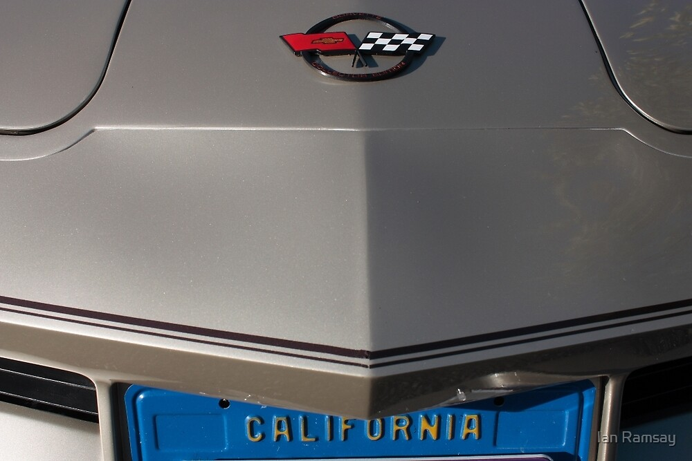 California dreamin'. by Ian Ramsay