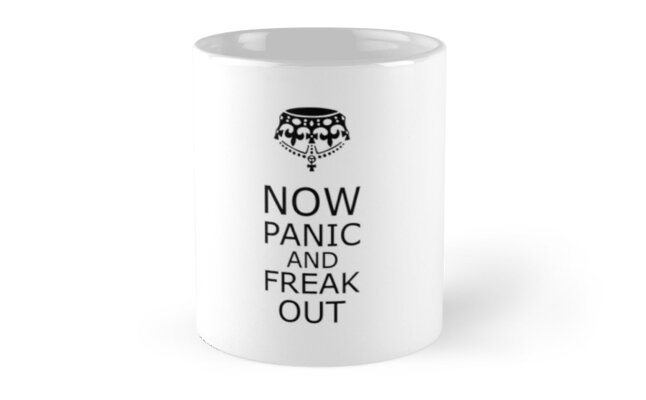 Panic and Freak Out by musthaveitsfun