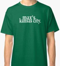 Max's Kansas City Classic T-Shirt