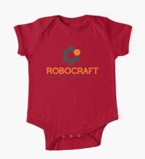 Robocraft Logo (Dark) Kids Clothes