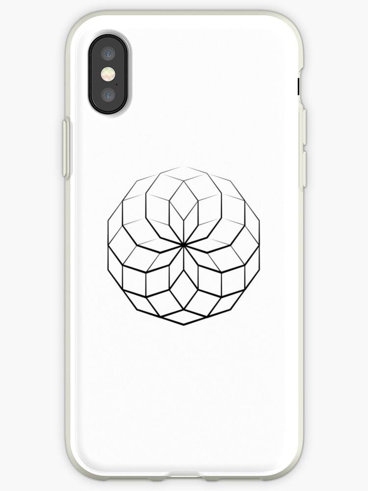 B/W geometry 3 by ExaRonin