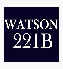 Watson Photographic Print
